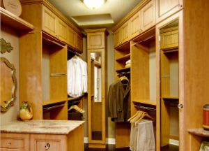 Minneapolis MN Walk-in Closet Custom Storage Design