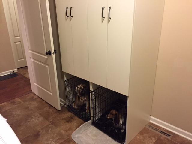 Built In Dog Kennel Archives