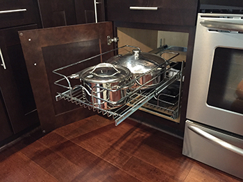 ... You Installed In The Kitchen Cabinets Is Great! I Canu0027t Believe How  Much Easier It Is To Reach Items. We Are Really Happy With Everything.  Thank You For ...