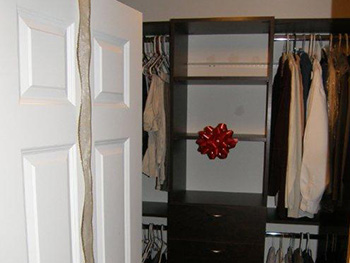 Walk-in Closet System Lakeville, Minnesota