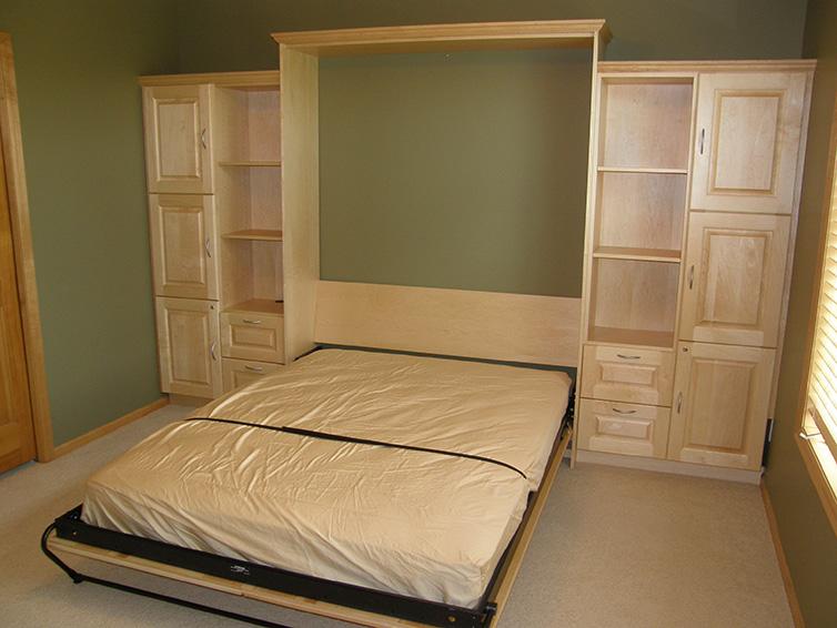 Murphy Beds Of Minnesota : Murphy beds minneapolis wall st paul hideaway mn