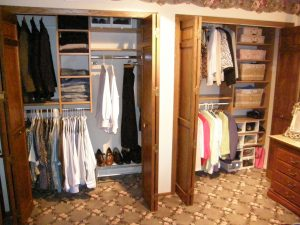 Clothes Storage Reach-in Closets Minneapolis St. Paul Apple Valley MN