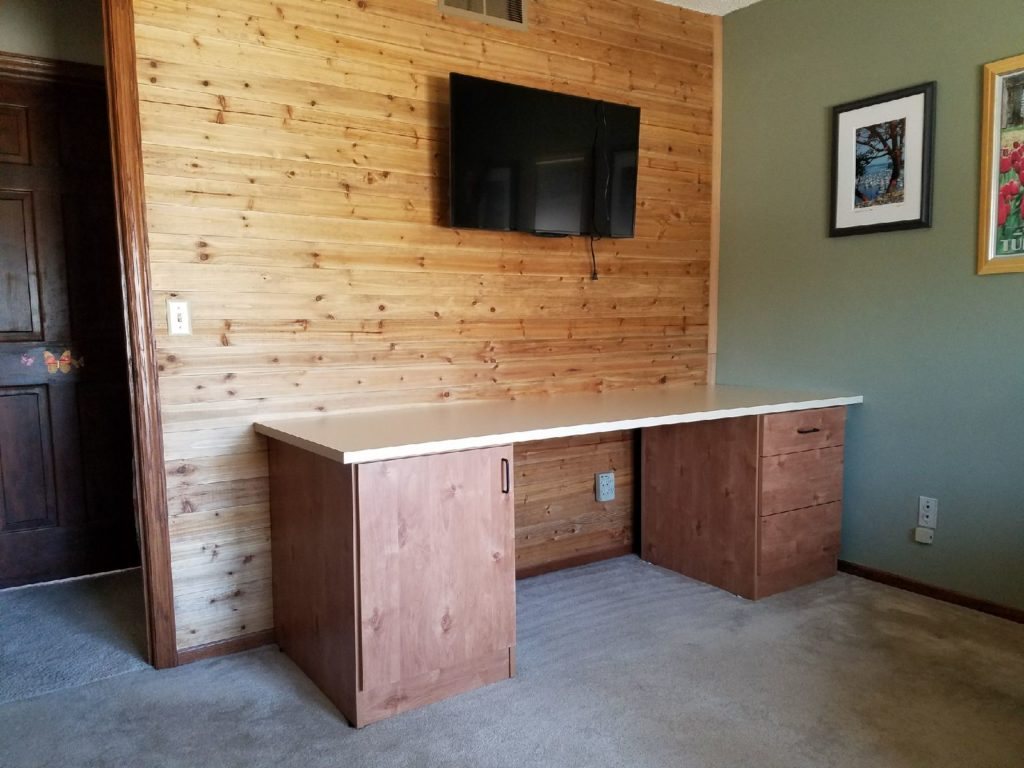 home office cabinets & storage Minnetonka MN