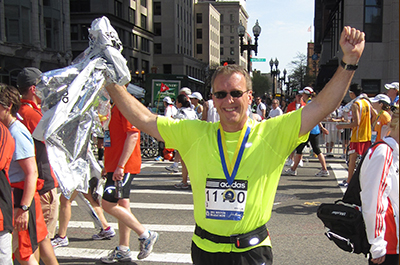 Rick Lyrek, Owner Of Closets For Life, Accomplished His Long Time Goal Of  Running The World Famous Boston Marathon In April Of 2012.