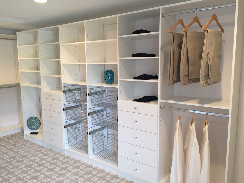 Custom Closets Minneapolis, Walk In Closets MN | Closets For ...