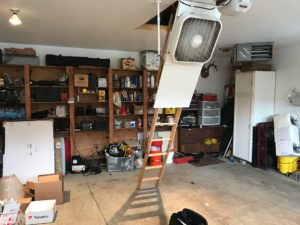 garage envy - before 2