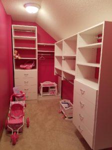 American Girl Closet 2