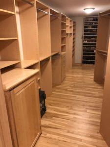 Condo Custom Closet