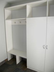 mudroom storage