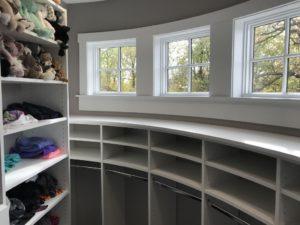 Challenging Closet Design