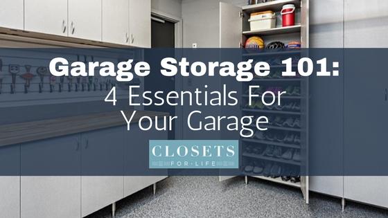 Garage Storage 101