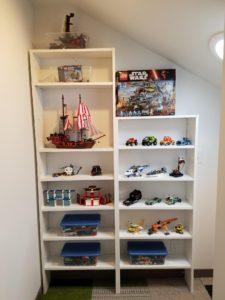 Children's Room Storage