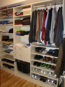 Declutter your Custom Closet System