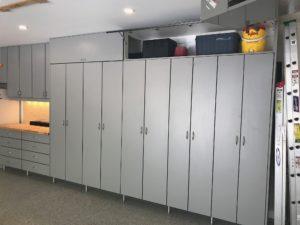 Garage Storage and Cabinets
