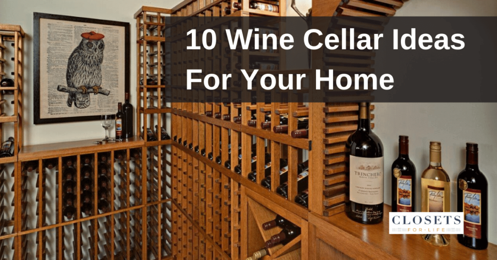 Ten Wine Cellar Ideas for Your Minnetonka MN Home