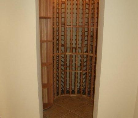 Wine Cellar and Wine Racks Minnetonka