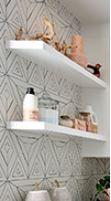 Floating Shelf 3DL - Closet Cabinet Door Styles Minneapolis St. Paul MN