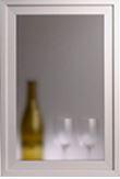 Metallic Frame 2 - Closet Cabinet Door Styles Minneapolis St. Paul MN
