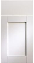 SH500 Flat - Closet Cabinet Door Styles Minneapolis St. Paul MN